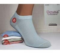 Стрейчевые женские носки ФЕННА короткие Арт.: GH-B016 / Упаковка 10 пар /