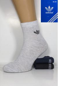 Стрейчевые женские носки ADIDAS / 1069 / средней высоты Арт.: 323699-69