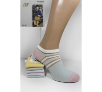 Стрейчевые женские носки ШУГУАН укороченные Арт.: 2503