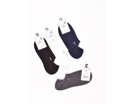 Стрейчевые мужские носки КОРОНА ультракороткие Арт.: AY108-5