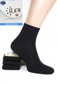 Модальные мужские носки Z&N средней высоты Арт.: N.04 / 0430 / Упаковка 12 пар /