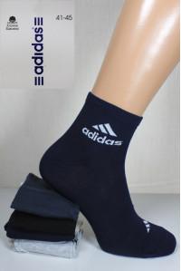 Стрейчевые мужские носки ADIDAS / 1050 / средней высоты Арт.: 323699-55