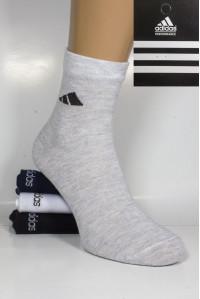 Стрейчевые мужские носки ADIDAS / 1069 / средней высоты Арт.: 323699-69