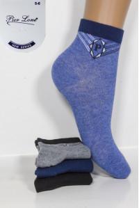 Стрейчевые детские носки Pier Lone средней длины Арт.: P-123 / P /