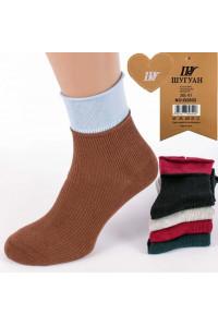 Стрейчевые женские медицинские носки ШУГУАН средней высоты Арт.: B2802