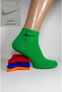 Стрейчевые женские носки NIKE средней длины Арт.: 683698-516 / Яркое ассорти /