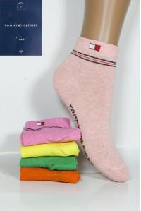 Стрейчевые детские носки TOMMY HILFIGER средней высоты Арт.: 573699-3