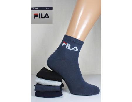 Стрейчевые мужские носки FILA / 1050 / средней высоты Арт.: 493699-55