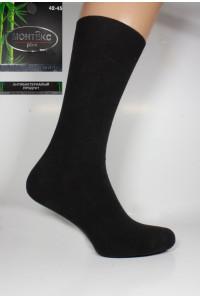 Стрейчевые бамбуковые мужские носки МОНТЕКС plus высокие Арт.: 87417 / Упаковка 12 пар /
