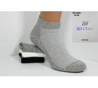 Стрейчевые мужские носки в сеточку ШУГУАН укороченные Арт.: A956