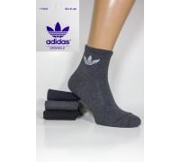 Стрейчевые мужские носки Adidas / 1295C / средней высоты Арт.: 323699-295