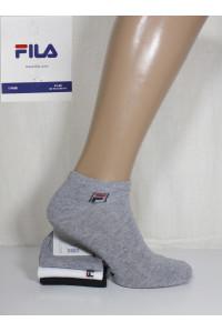 Стрейчевые мужские носки Fila / 1295 / укороченные Арт.: 494699-295 / Упаковка 12 пар /