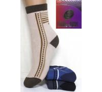 Махровые детские носки Стиль Люкс высокие Арт: Д30-321 / Упаковка 12 пар /