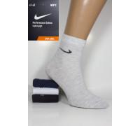 Стрейчевые мужские носки NIKE / 1069 / средней высоты Арт.: 683699-69