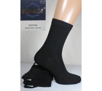 Стрейчевые мужские носки КОРОНА высокие Арт.: A1601