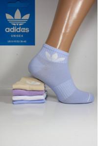 Стрейчевые женские носки Adidas средней длины Арт.: 323699-516 / Ассорти /