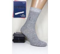 Стрейчевые мужские носки КОРОНА высокие Арт.: A1060 / Ассорти /