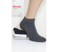 Стрейчевые женские носки ФЕННА короткие Арт.: GH-B043 / Упаковка 10 пар /