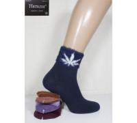 Шерстяные женские носки с меховым манжетом НАТАЛИ высокие Арт.: B1501 / B-911 / Упаковка 10 пар /