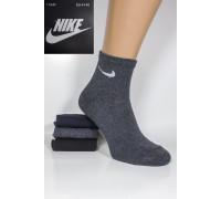 Стрейчевые мужские носки NIKE / 1295C / средней высоты Арт.: 683699-295
