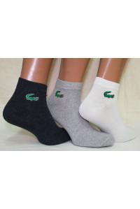 Стрейчевые мужские носки Lakoste / 1295 / укороченные Арт.: 984699-295 / Упаковка 12 пар /