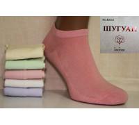 Стрейчевые женские носки ШУГУАН укороченные Арт.: B2203