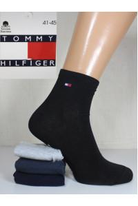 Стрейчевые мужские носки TOMMY HILFIGER / 1050 / средней высоты Арт.: 573699-55