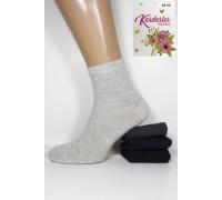 Стрейчевые женские носки KARDESLER средней высоты Арт.: 1516 / Упаковка 12 пар /