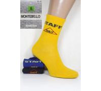 Стрейчевые женские носки MONTEBELLO Ф3 высокие Арт: 7422VD-2 / STAFF ONLY /