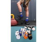 Стрейчевые мужские носки КОРОНА высокие Арт.: AY120-1 / NYC /