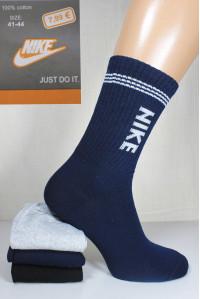 Хлопковые мужские носки NIKE / 1051 / для тенниса Арт.: 686699-42