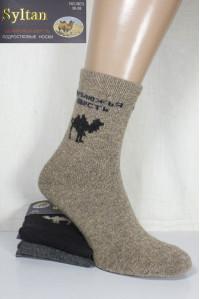Шерстяные подростковые носки SYLTAN высокие Арт.: 3873 / Упаковка 12 пар /