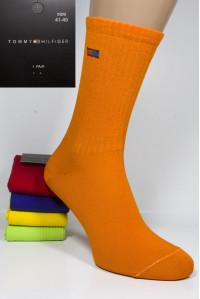 Стрейчевые мужские носки для тенниса Tommy Hilfiger высокие Арт.: 0048