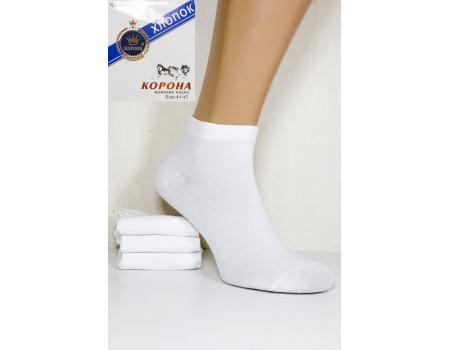 Стрейчевые мужские носки КОРОНА средней высоты Арт.: A1325-1
