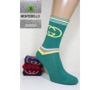 Стрейчевые женские носки MONTEBELLO Ф3 высокие Арт: 7422VD-3 / G*CC* /