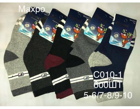 Махровые детские носки ФЕННА высокие Арт.: GH-C010-1