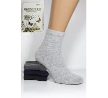 Шерстяные женские носки KARDESLER средней длины Арт.: 0030