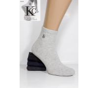 Стрейчевые мужские носки на махровой стопе KARDESLER средней высоты Арт.: 1303MS