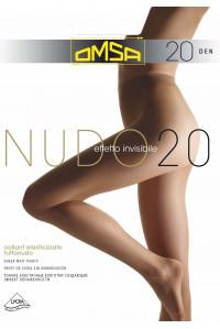 Колготки без шортиков OMSA Nudo 20