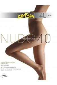 Колготки без шортиков OMSA Nudo 40