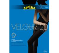 Колготки женские плотные OMSA Velour 120
