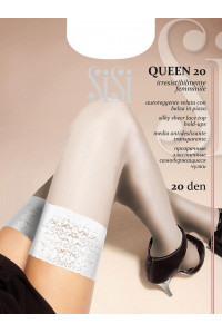 Чулки женские SISI Queen 20