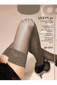 Чулки женские SISI Queen 40