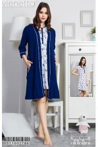 Комплект туники и халат Vienetta Secret Арт: 001100-2786