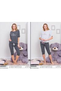 Комплект капри и футболки Vienetta Secret Арт: 008067-0619