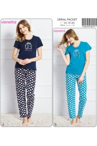 Комплект штанов и футболки Vienetta Secret Арт: 709025-2047