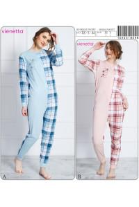 Пижама комбинезон Vienetta Secret Арт: 702031-8098