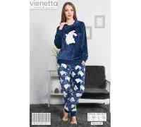 Комплект штанов и футболки с длинным рукавом Vienetta Secret Арт: 160456-1011