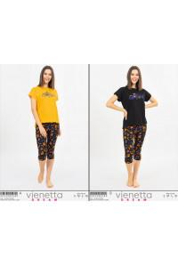 Комплект капри и футболки Vienetta Secret Арт: 009208-9245