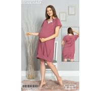 Туника для беременных мам на пуговицах Vienetta Secret Арт: 005134-0000